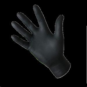 Black Premium Nitrile Gloves