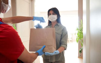 Using Nitrile Gloves at Home